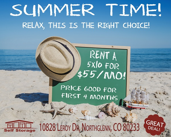 Mention This Ad And Get Our Summer Special!